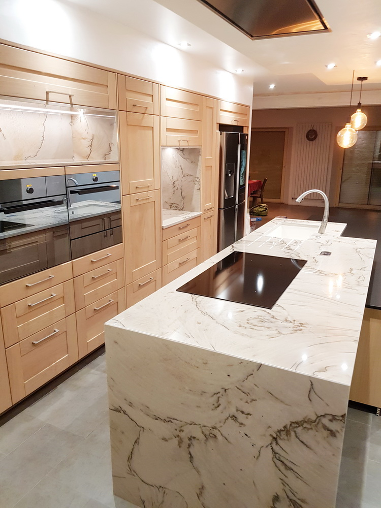 cuisine quartzite double brown  (1)
