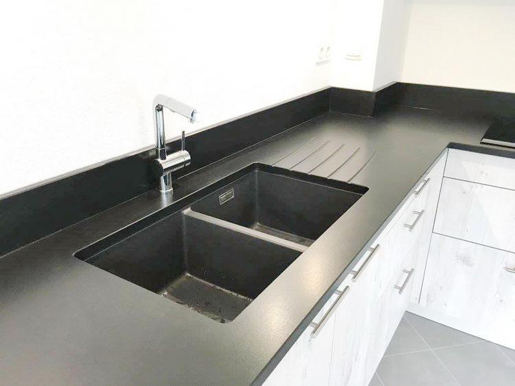 cuisine en granit noir 03 16 pierre granit andr demange. Black Bedroom Furniture Sets. Home Design Ideas